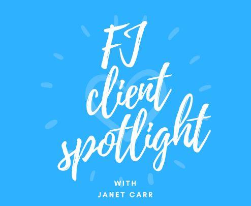 Client Spotlight: Janet Carr
