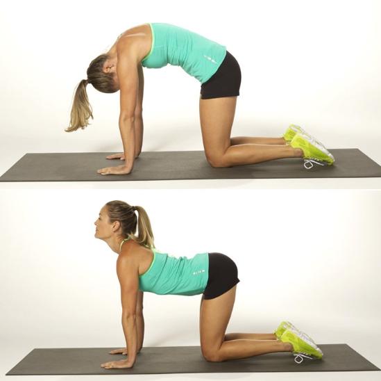 Stiff Neck & Shoulders