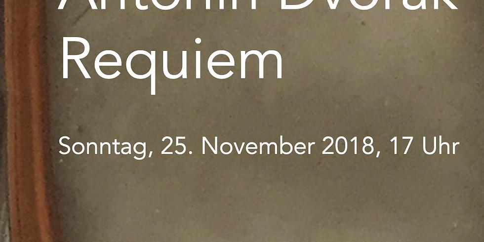 Antonín Dvořák – Requiem