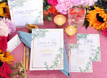 How much do wedding invitations and wedding stationery cost in the UK?