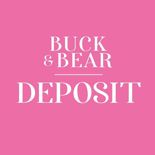 BESPOKE signs - deposit