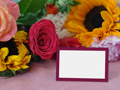 burgundy and gold, wedding theme, modern, simple, burgundy, wedding, place names, place name card, name cards