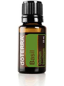 doTerra BASIL Essential Oil  (Ocimum basilicum)