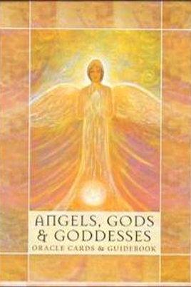 Angels Gods &Goddeses OracleToni Carmine Salarno