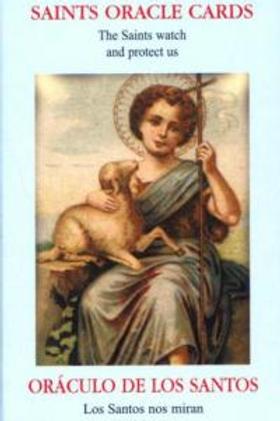 Saints Oracle Cards