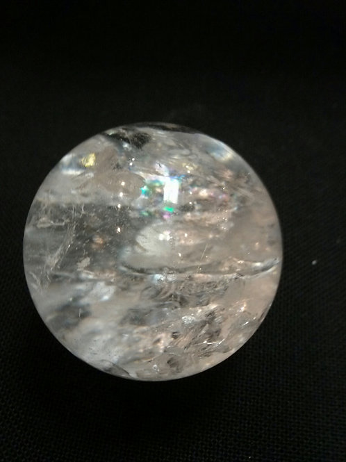 "2 3/8"" QUARTZ SPHERE"