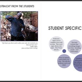 Student Handbook, 2016
