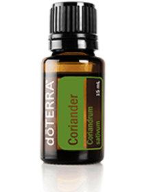 doTerra CORIANDER  (Coriandrum sativum)