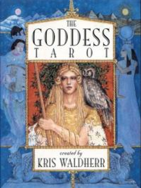 The Goddess Tarot Book & Card Set