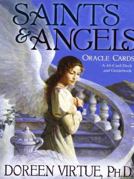 Saints and Angels Oracle Deck by Doreen Virtue