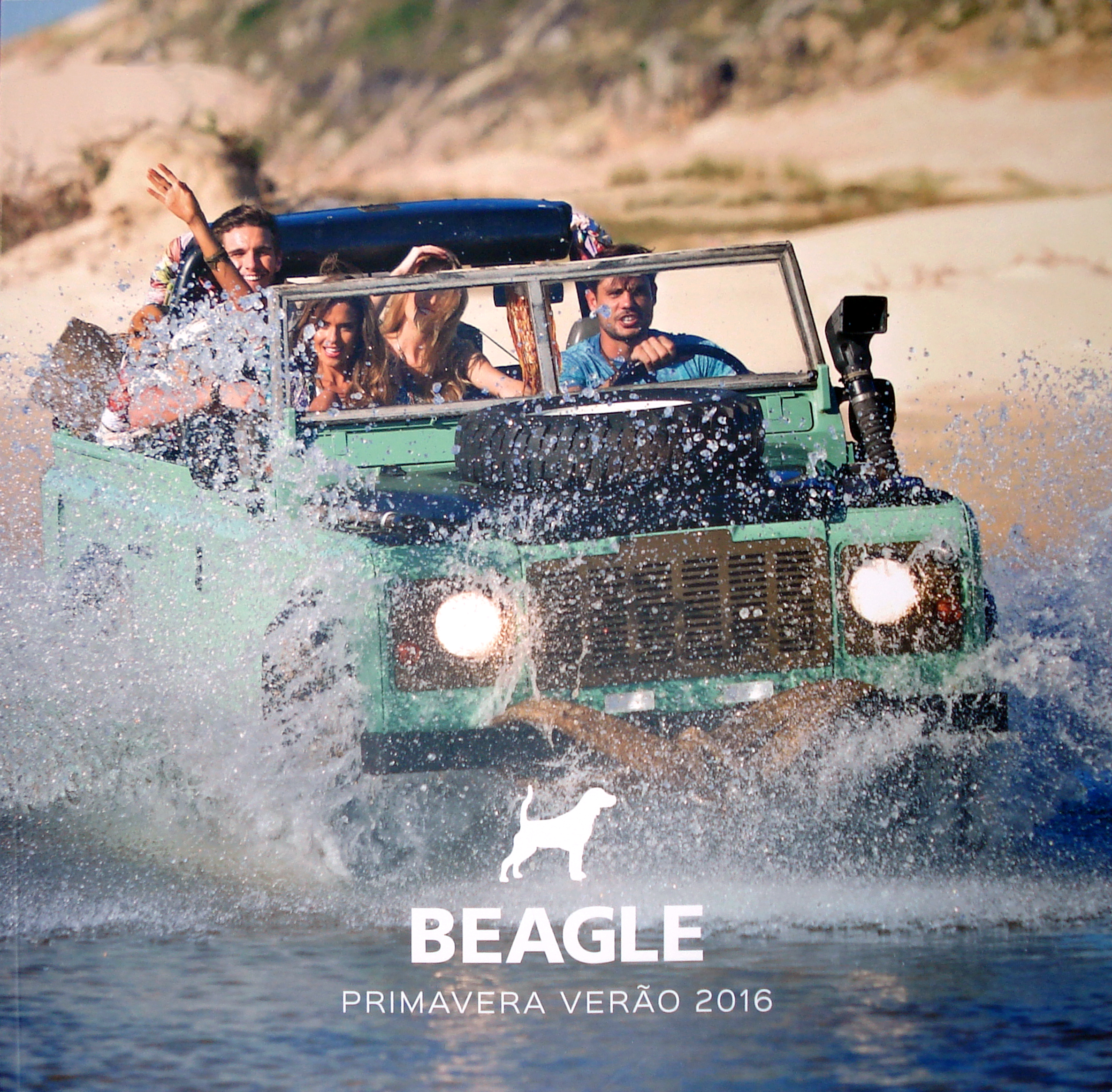 Catálogo Beagle Verão 2016