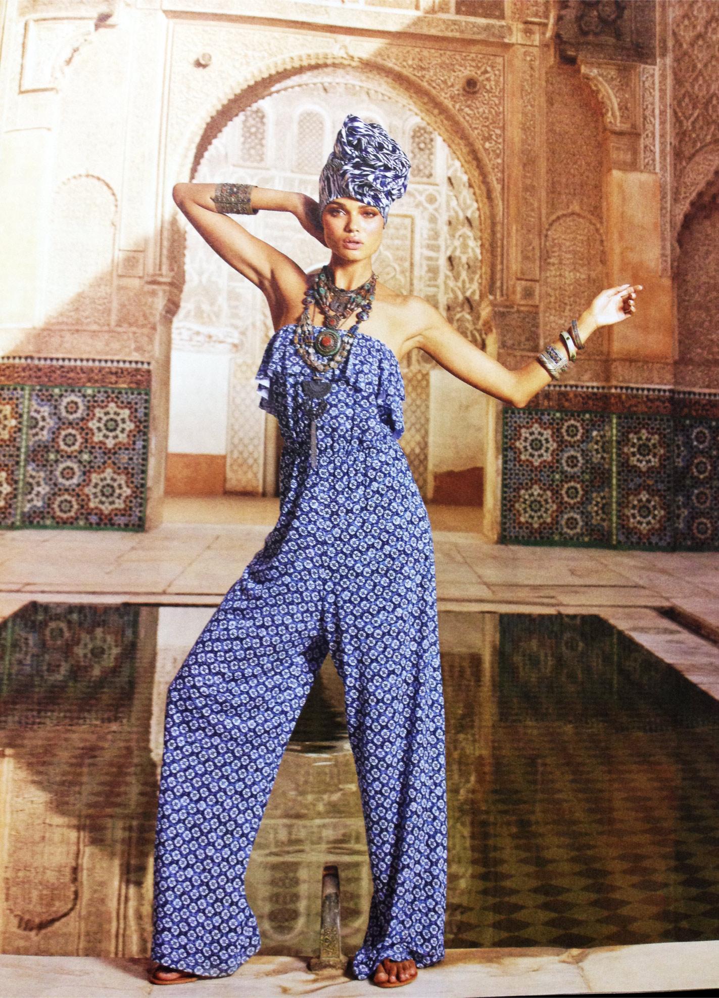 Riachuelo Marrocos