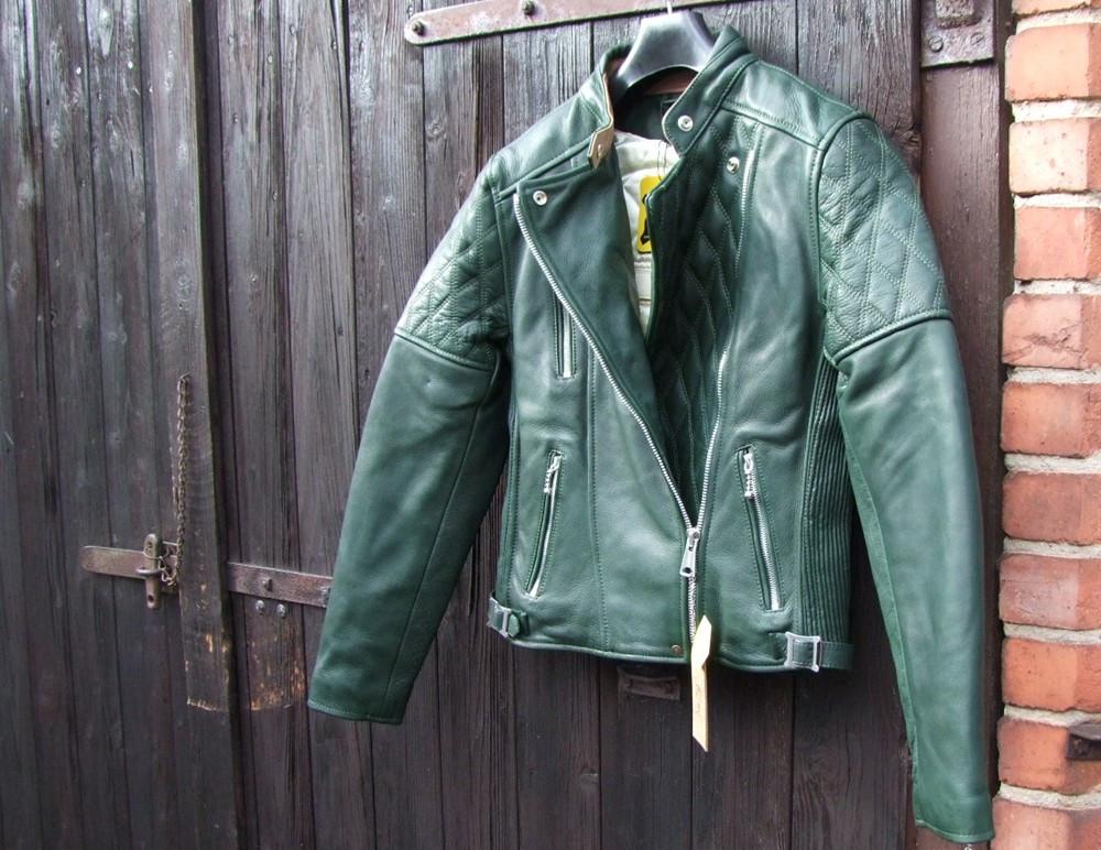 Ladies Bobber Style Jacket green_02