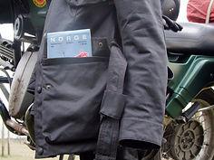 belstaff tourist trpohy motorradjacke in Norwegen
