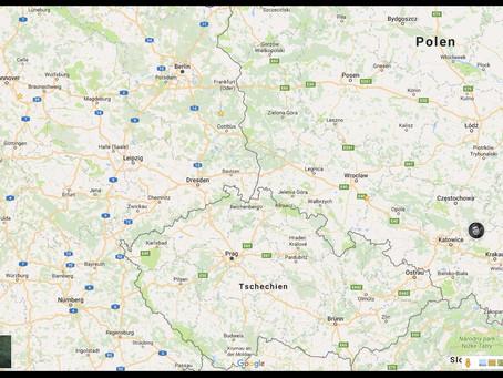Unterwegs in Polen - Tag 2-3