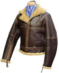 Aero Leathers RAF Flight Jacket 1940_01