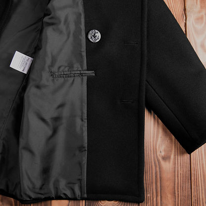 Pea Coat front