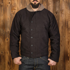 1944 Deck Jacket faded black