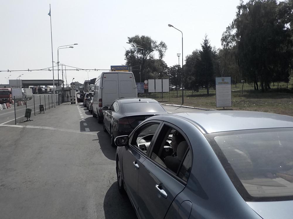 Grenzübergang