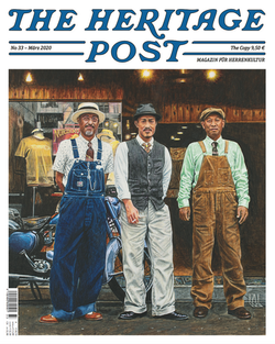 The Heritage Post - Ausgabe 33