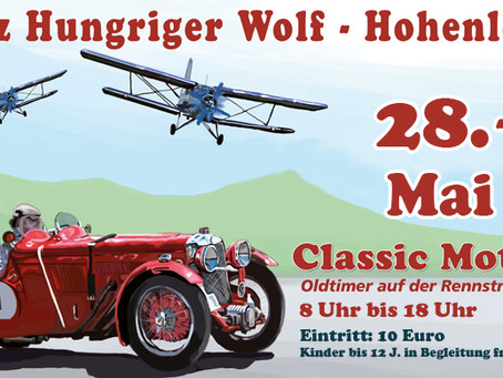 Classic Motor Days 2016