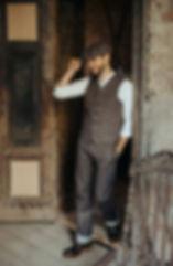 Pike_Brothers_1928 Newsboy Cap brown wab