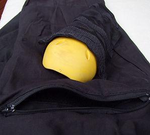 Sunstuff Waxcotton Protektoren Tasche