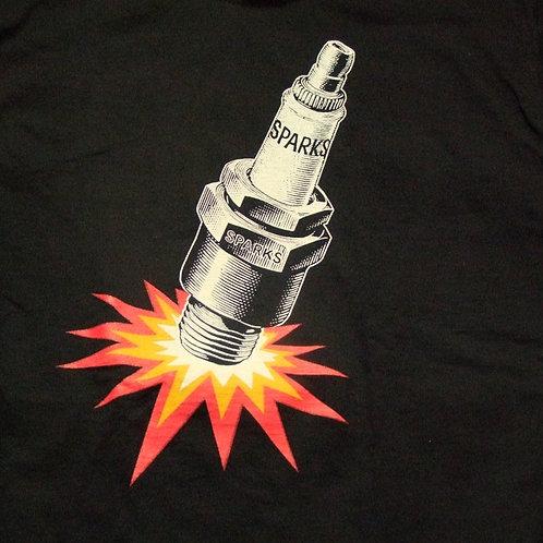 "T-Shirt ""Sparks"""