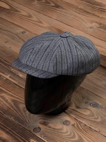 1928 Newsboy Cap Swedish Stripes.jpg