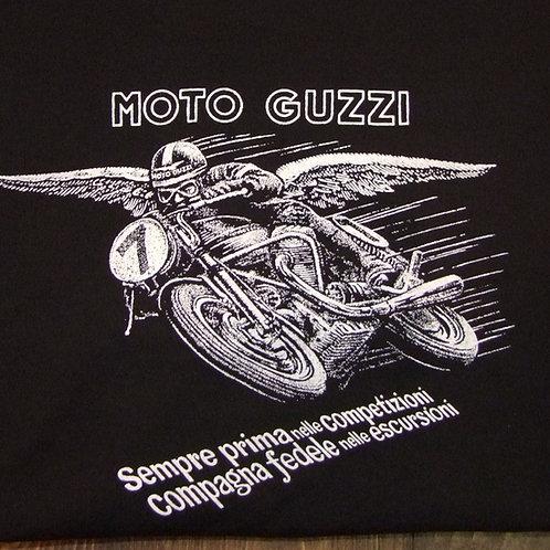 """T-Shirt """"Moto Guzzi-sempre prima"""""""