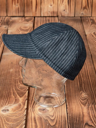 Pike Brothers 1944 A3 Cap blue wabash