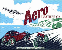 Aero Leathers Label