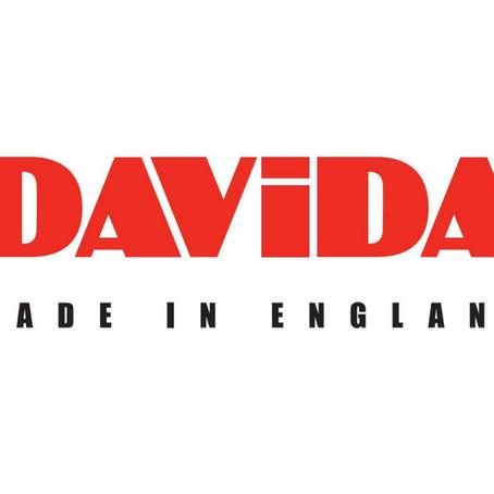 Neue Davida-Helme eingetroffen