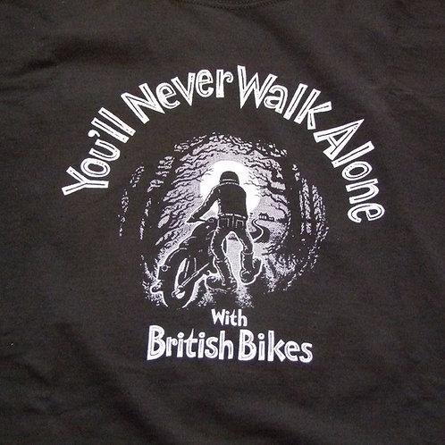 """T-Shirt """"British Bikes"""""""
