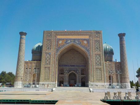 Buchara und Samarkand- Tag 22 - 25