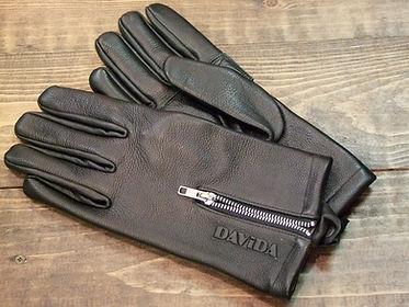 Motorradhandschuhe Davida Racer Gloves