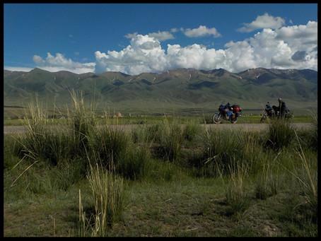 Rückkehr nach Kirgisistan