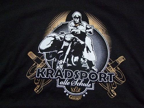"""T-Shirt """"Kradsport"""""""