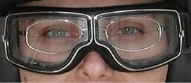 Aviator T2 für Brillenträger