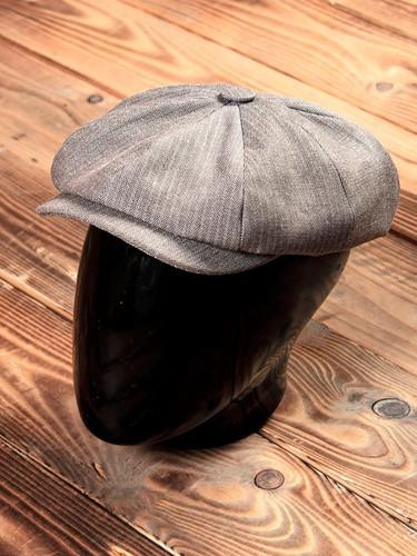 1928 Newsboy Cap HBT brown.jpg