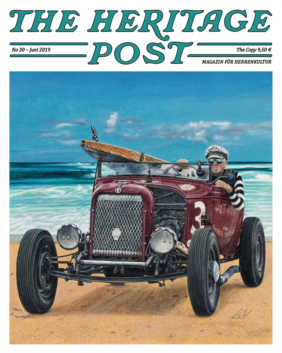 The Heritage Post - Ausgabe 30