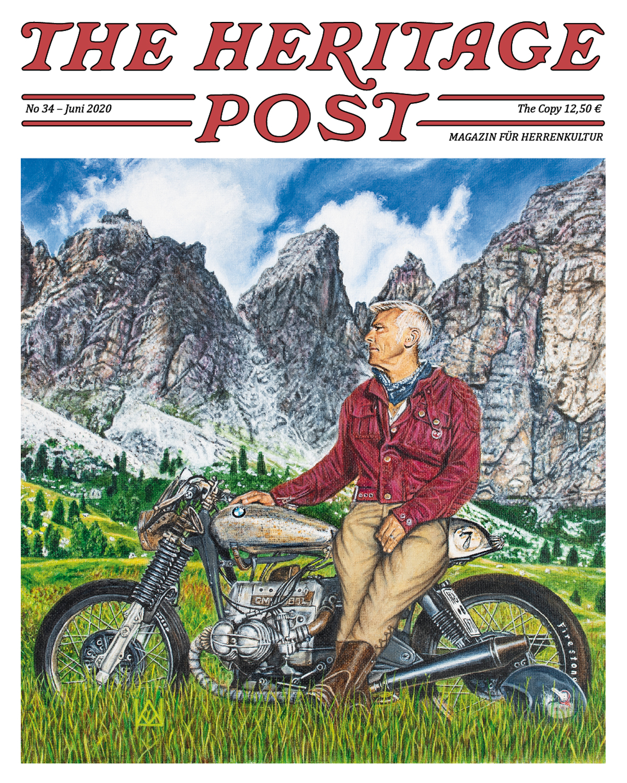 The Heritage Post - Ausgabe 34