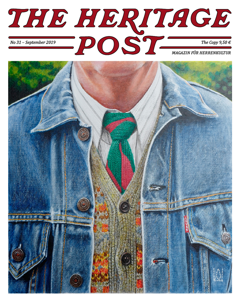 The Heritage Post - Ausgabe 31