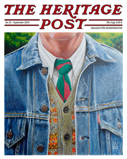 The Heritage Post - Ausgabe 31
