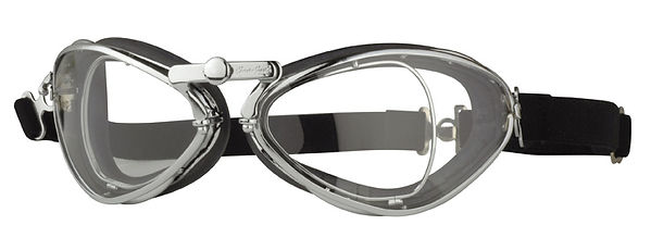 aviator_optical_4400 Motorradbrille mit Rahmen für Korrekturgläser
