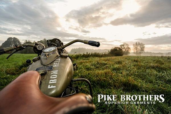 Pike Brothers Harley WLA