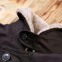 deck jacket collar