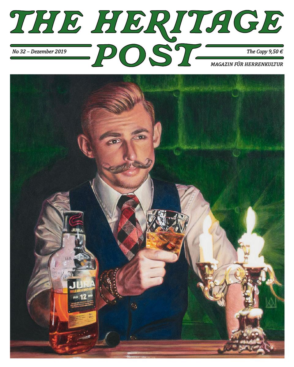 The Heritage Post - Ausgabe 32