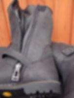 Endurance Motorrdstiefel Belstaff Zipper