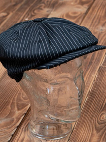 1928 Newsboy Cap black wabash.jpg